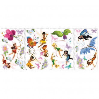 Disney Fairies Peel & Stick Wall Decals