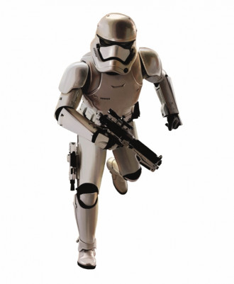 Star Wars Stormtrooper Peel & Stick Giant Wall Decal