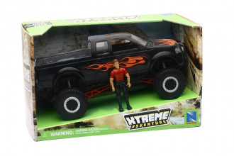 Xtreme Adventure Pickup with Figure (2 Assorted)