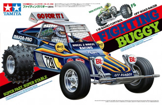 R/C 1/10 Fighting Buggy 2014