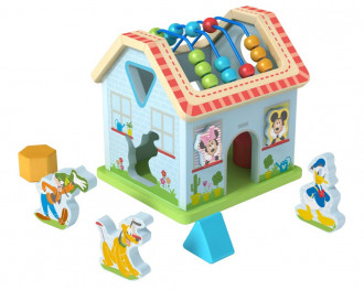 Disney Activity House - Mickey Mouse