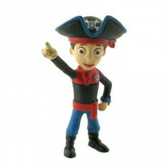 Paw Patrol Pirate Pups - Ryder (6cm)