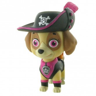 Paw Patrol Pirate Pups - Sky (6cm)