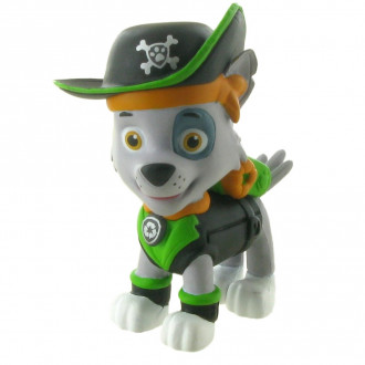 Paw Patrol Pirate Pups - Rocky (6cm)