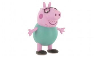 Peppa Pig - Daddy Pig (7cm)